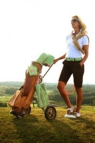 A golf divat